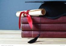 Diploma image