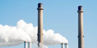 Factory Smoke Image