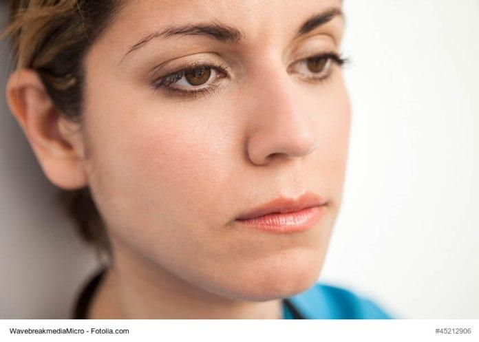 Stressed Nurse Image
