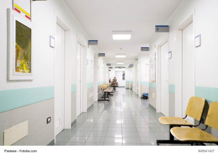 Empty Hospital Image