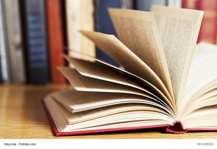 Open Book Image