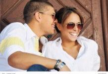 Couple In Sunglasses Image