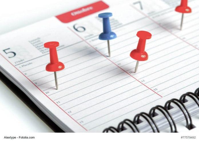 Calendar Agenda Image