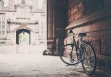 School Bike Image