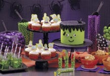 Halloween Cake Image