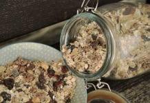 Jar Of Oatmeal Image