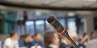 Conference Microphone Image