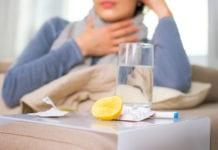 Sick Woman Image