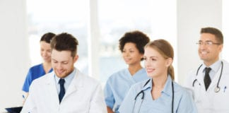 Nurse Meeting Image