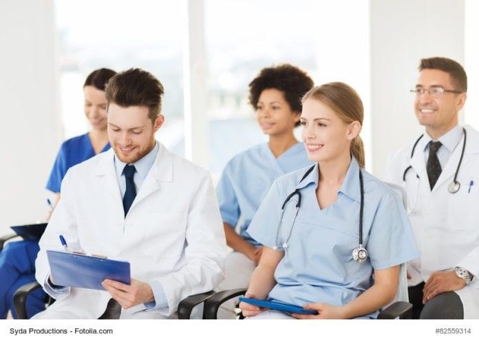 Nurse Meeting Image