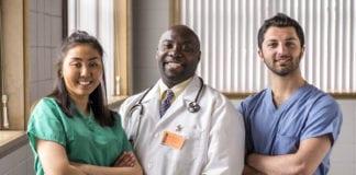 Group Of Nurses Image