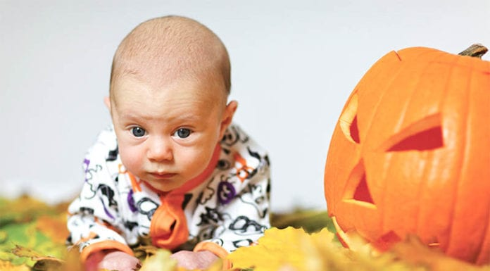 Baby Halloween Image