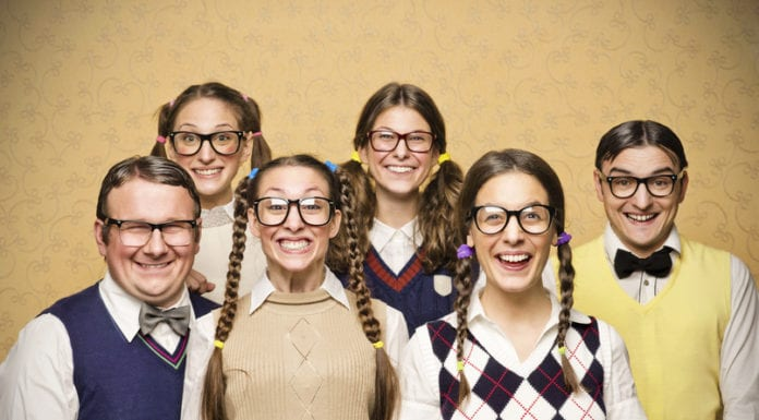 Group of Nerds Image