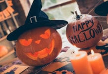 """Halloween Jack o"" Lantern"""