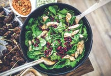 Spinach Bowl Image