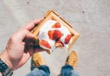 Waffle Bite Image