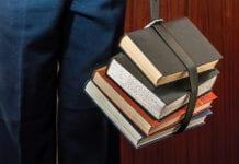 School Books Image