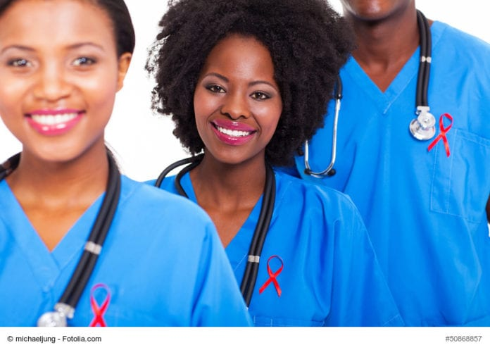 African Nurses Image
