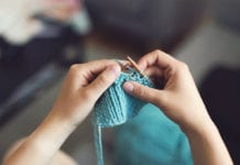 Knitting Image