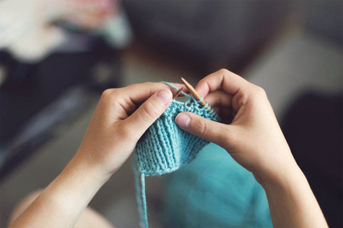 Knitting Image