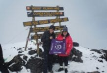 March of Dimes Foundation Mt Kilimanjaro Image