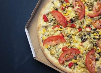 """""""Open pizza box image"""""""