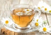 """Cup of chamomile tea"""