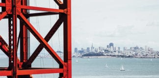 """""""San Fransisco Bay"""""""