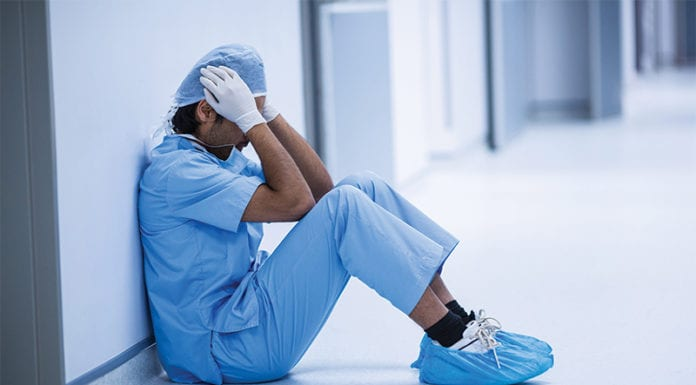 """""""Tired Physician"""""""