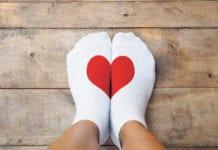 """Heart Socks"""