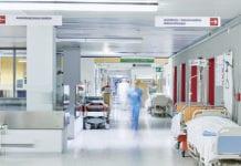 """""""Empty hospital ward"""""""