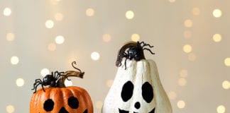 """Creepy Jack O' Lanterns"""