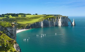 Normandy Beach