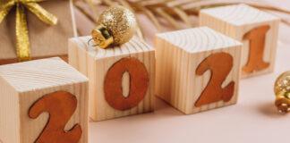 2021 blocks and ornaments